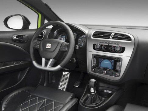 Auto Sportiva Seat Leon Cupra R Vettura