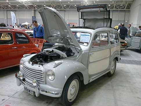 Fuoriserie Auto Storiche Fiat 500 Giardinetta